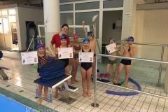 Sfeer zwemschool